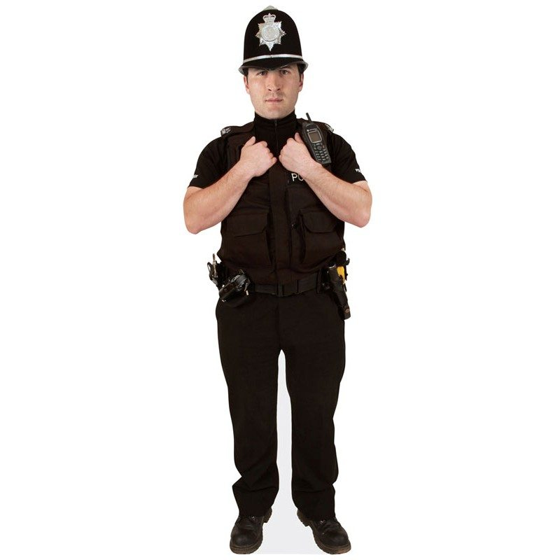 how to be a policeman If they need to go to visit a witness, for example, and the witness is sensitive about his neighbours seeing a uniformed police officer appearing at his house, then the policeman may agree to go in plain clothes.