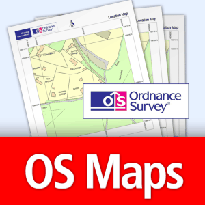 Ordnance Survey Planning Application Maps