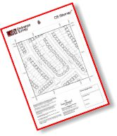 Black & White Location Plan - Planning Application Maps