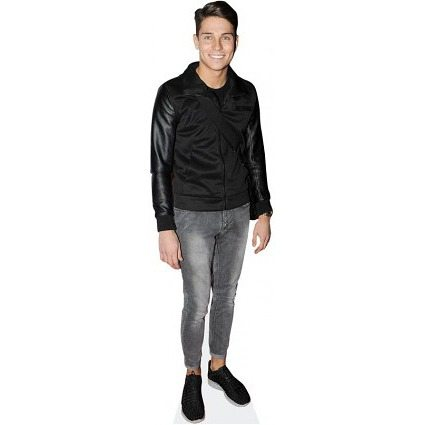 Joey Essex Celebrity Standee