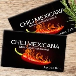 Two for one business cards