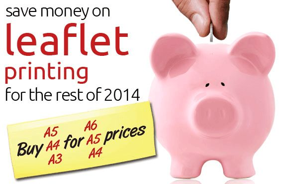 Save Money On Your Leaflet Printing - Print Colchester