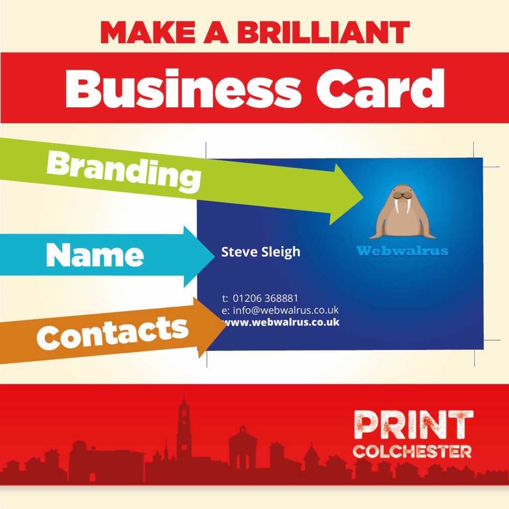 How To Design A Brilliant Business Card