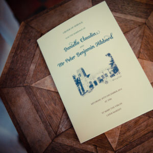 Order of Service Printing In Colchester