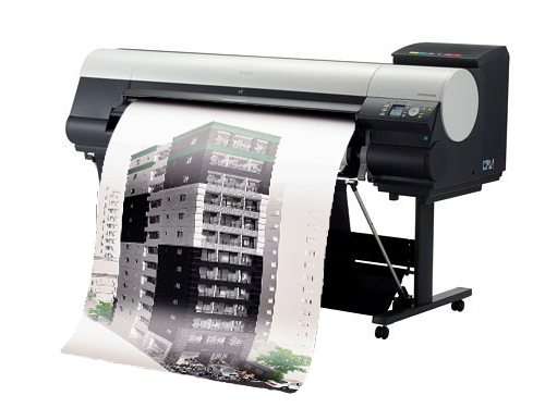 Architectural Drawing Plan Printer