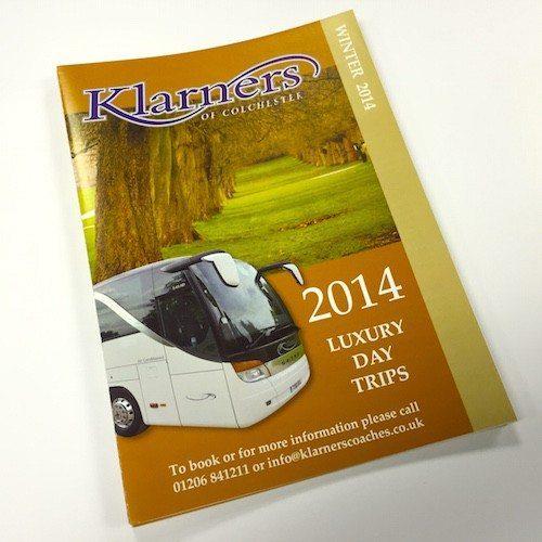 Coaches Company Colour Leaflet