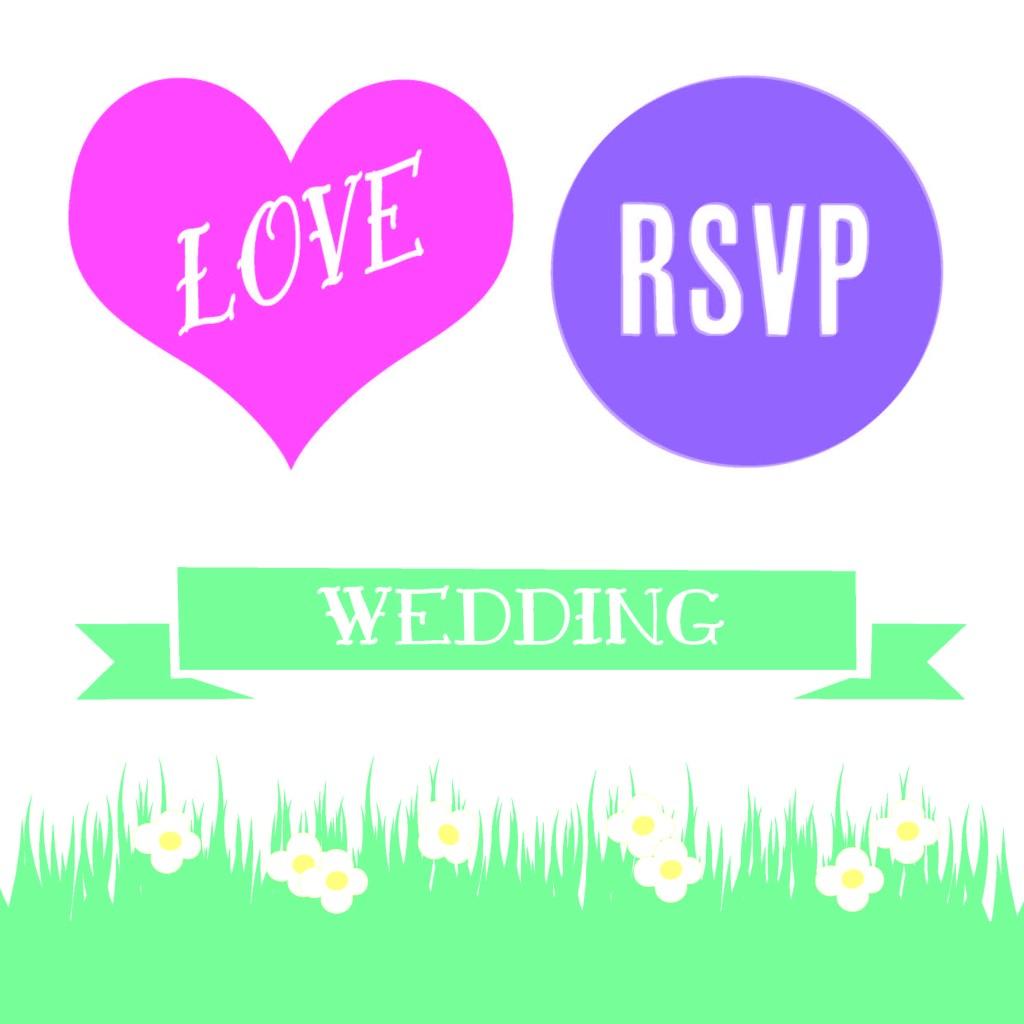 Wedding Invitations Kit