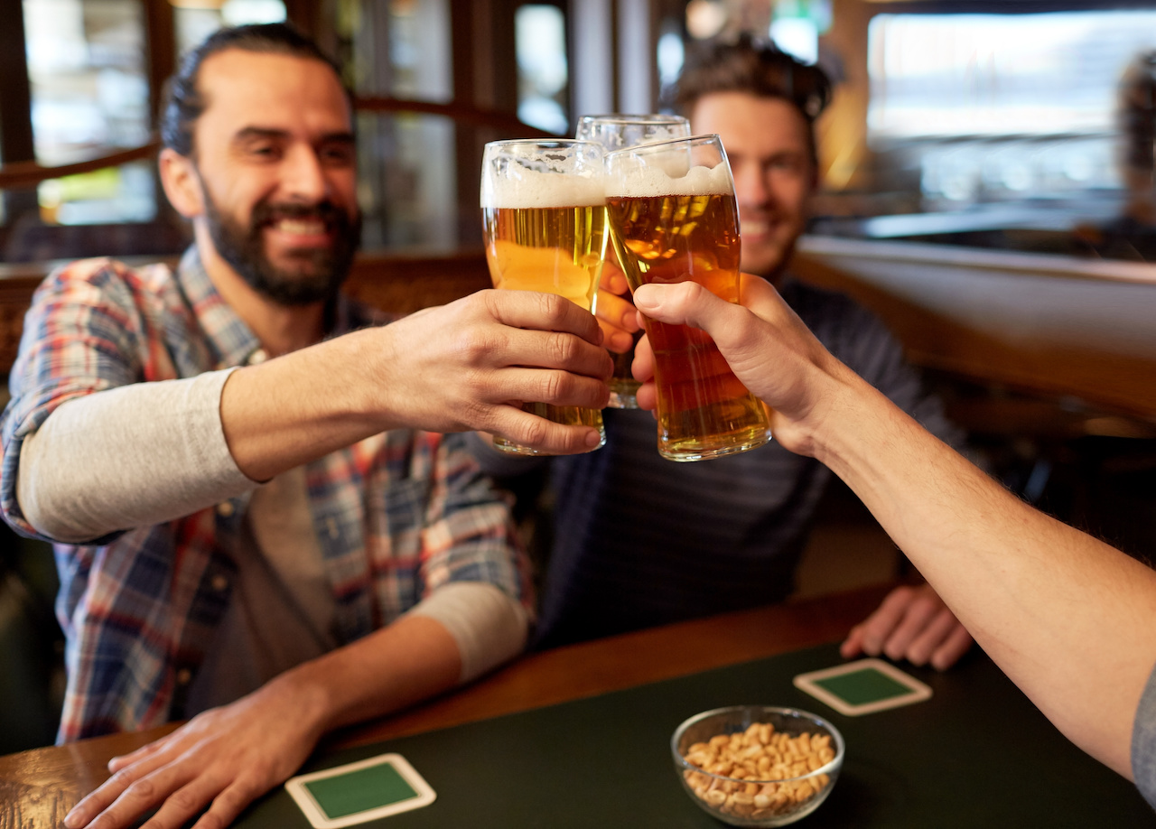 Advertise in pubs, restaurants cafe's and more with customer made beer mats